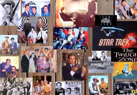 The 60's - stars, memories, television shows, sixties, collage