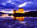 Scottish fortress