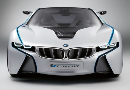 BMW-Vision-EfficientDynamics-Concept-2009 - bmw, vision, concept, efficientdynamics, 2009