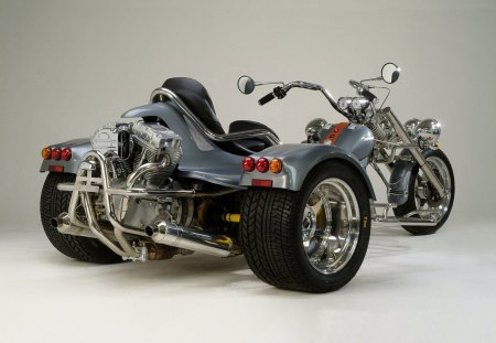 Rewaco HS6 - trike, hs6, engine, harley, rewaco