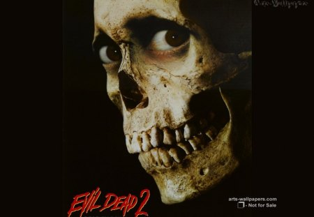 evil dead 2 poster - dead, horror, evil, movie