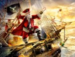 SANTA the PIRATE