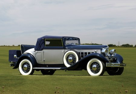 1932 REO Royale Convertible - 1932, elegant, old, royale, antique, 32, classic, convertible, reo, vintage, car