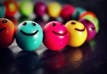 Smile - life, change, smiling, colours