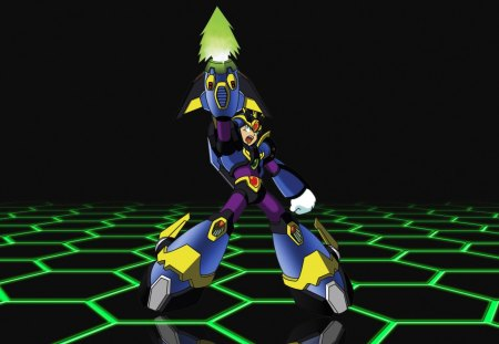 Ultimate Armor X - mega man x, video games, megaman, ultimate armor, megaman x, anime, cartoons, mega man, ultimate armor x