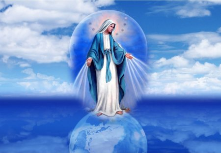 Sweet Virgin Mary - god, virgin, jesus, mary