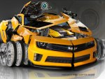 bumble bee camaro
