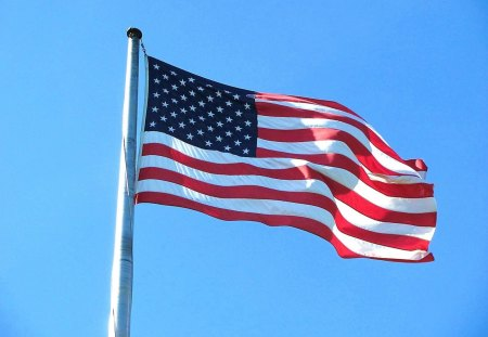 American Flag - labor day, patriotism, proud, american, july fourth, memorial day, honor, holiday, flag