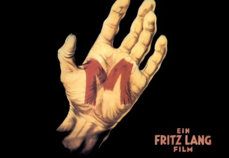 Fritz Lang's ''M'' - entertainment, classic, movies, fritz lang