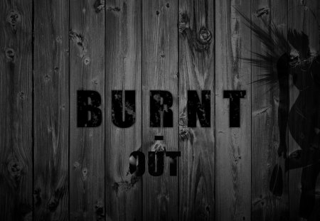 burnout - rusty, burnout, abstract, texture
