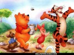 Winnie The Pooh And Tigger And Pigglet And Ru