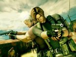 Leon Scott Kennedy And Krauser