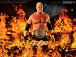 World Heavyweight Champion Kane