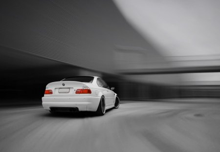 Untitled Wallpaper - e46, m3, white, csl