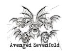 Avenged Sevenfold Members - Death Bat
