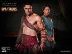 Spartacus Crixus and Naevia