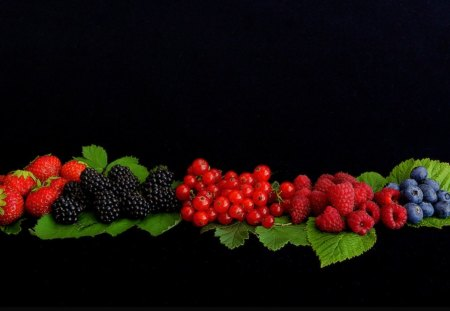 My favorites - fruits, berries, fruit, favorites