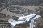 OVER DODGER STADIUM