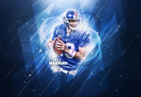 Eli Manning New York Giants qb - 19, football, 10, eli, sport, 2012, picture