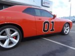 Dodge Challenger General Lee
