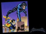 From Robin to Nightwing