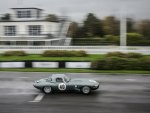 Jaguar E Type at Goodwood