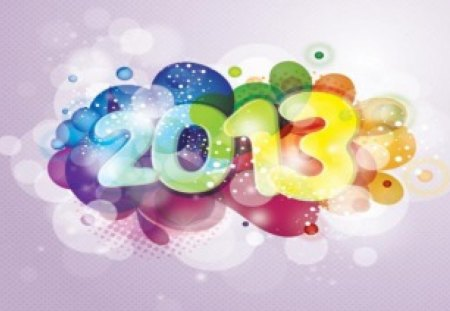 Happy New Year 2013 - new, year, happy, 2013