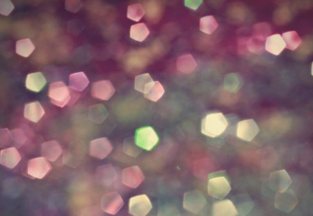 Bokeh Texture - texture, abstract, bokeh, lights, background