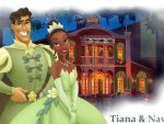 Disney,Couple,Tiana,And,Naveen