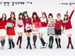 Girls' Generation Christmas/Holidays. :D