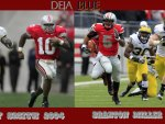 DEJA BLUE TROY SMITH 2004 BRAXTON MILLER 2012