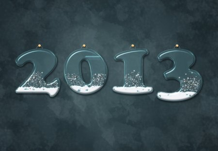 2013 - holidays, background, new year, 2013