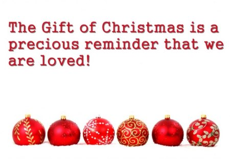 The gift of christmas - Photography & Abstract Background ...