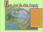 Azul Blue Dragon Crede