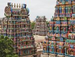 wonderful colorful temples in india