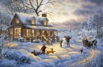 By Judy Gibson / Winter fun