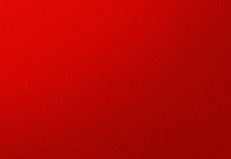 Red studio background