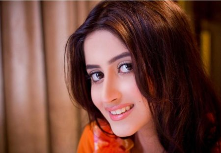 Sajjal Ali - smile, cute, actress, people, pakistan