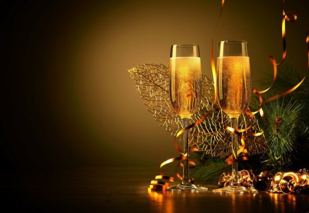 Christmas toast - Other & Abstract Background Wallpapers on ...