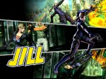 Marvel Vs Capcom: Jill Valentine