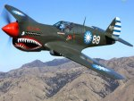 curtiss p40 warhawk