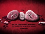 Rock of my Refuge!