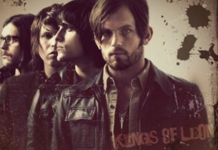 Kings Of Leon Wallpaper - music, band, kings of leon