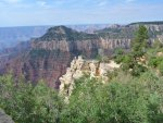 Grand Canyon, North Rim - 2012