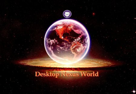 DESKTOP NEXUS World - Group, Photoshop, Beautiful, Planet, Space, Desktop Nexus, Member, Pearl, Sky, Star, Universe, Earth, World, People
