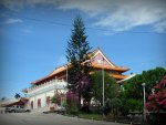 Buddhist Temple At Sandakan