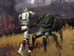 Non-human races of SWTOR