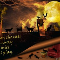 ♥  Cats and Mice  ♥