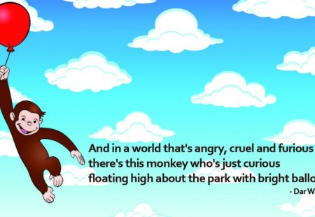 curious george other entertainment background