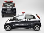Japanese Police All Electric Car